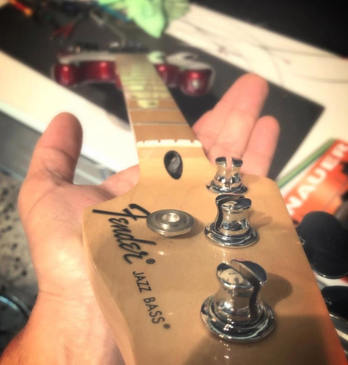 Werkstatt Gitarre 18