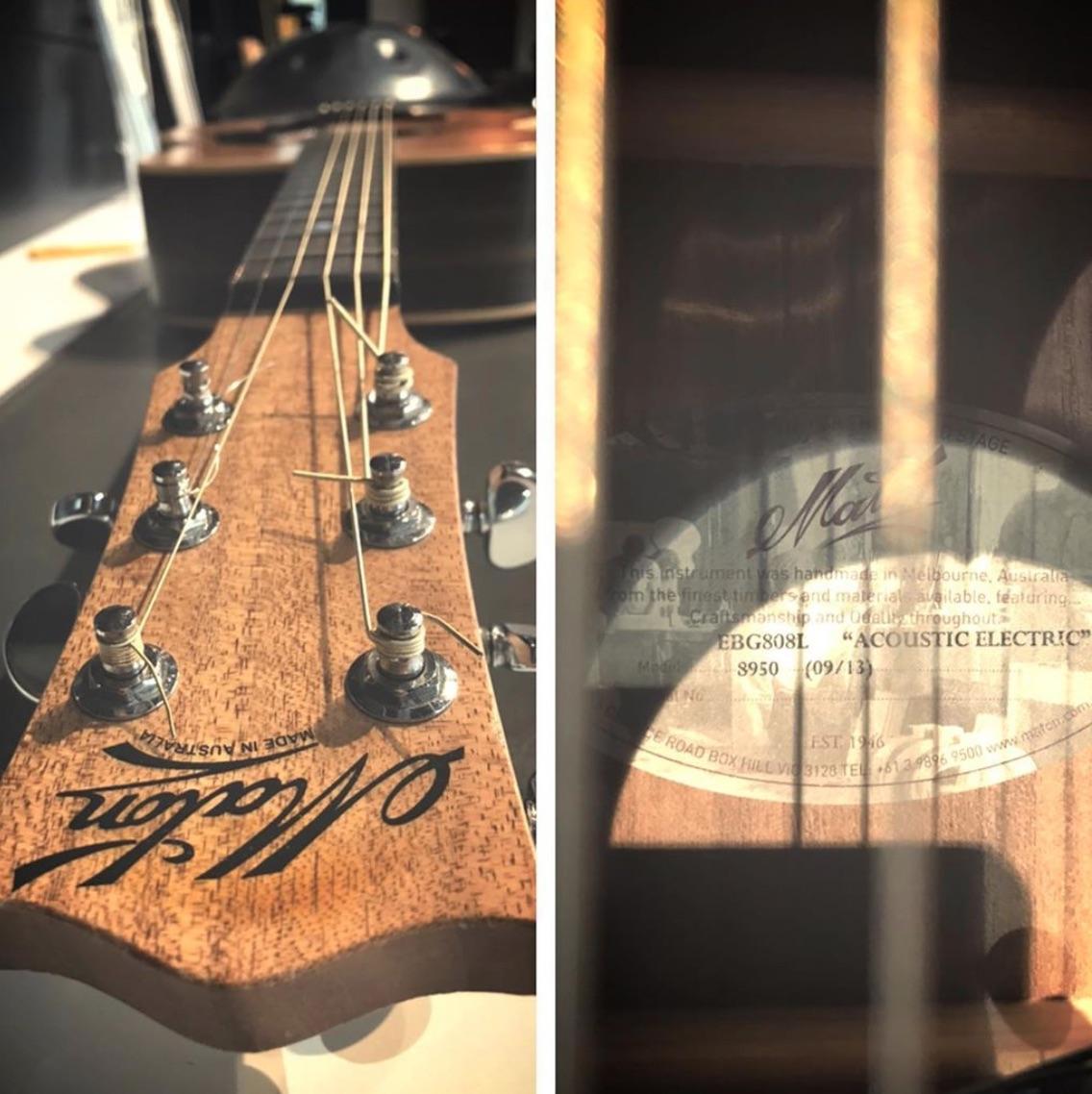 Werkstatt Gitarre 15