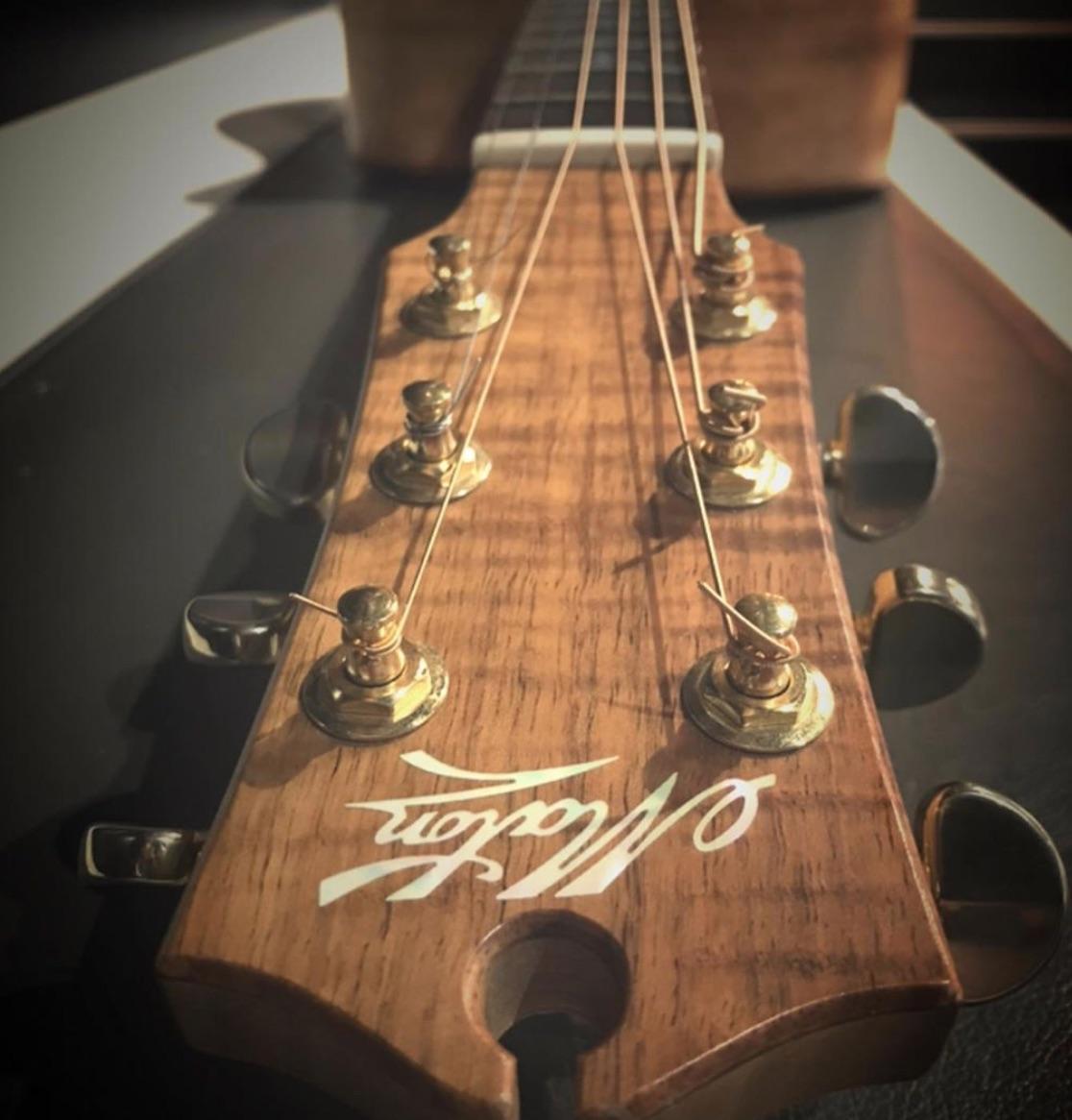 Werkstatt Gitarre 14