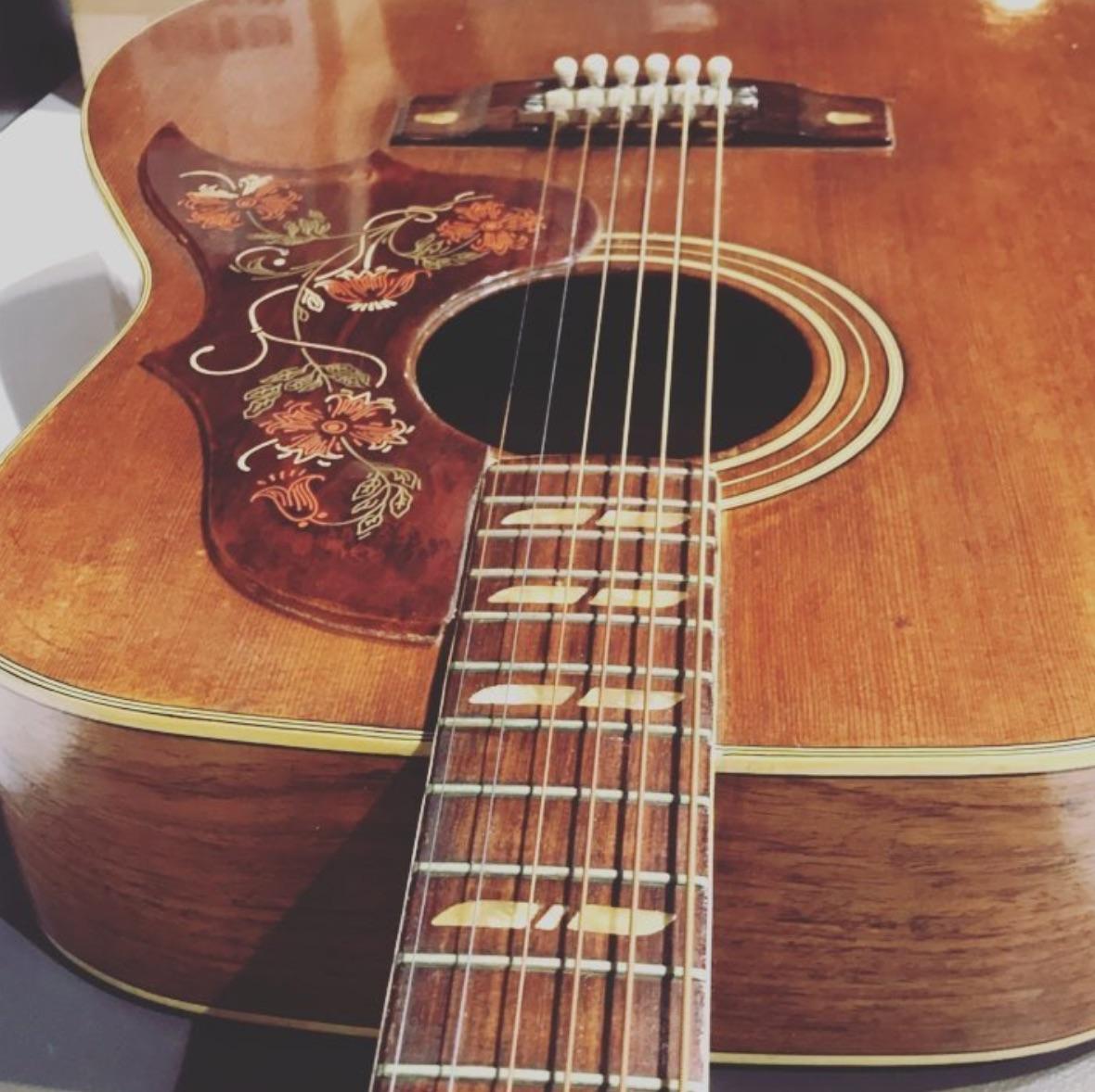 Werkstatt Gitarre 09