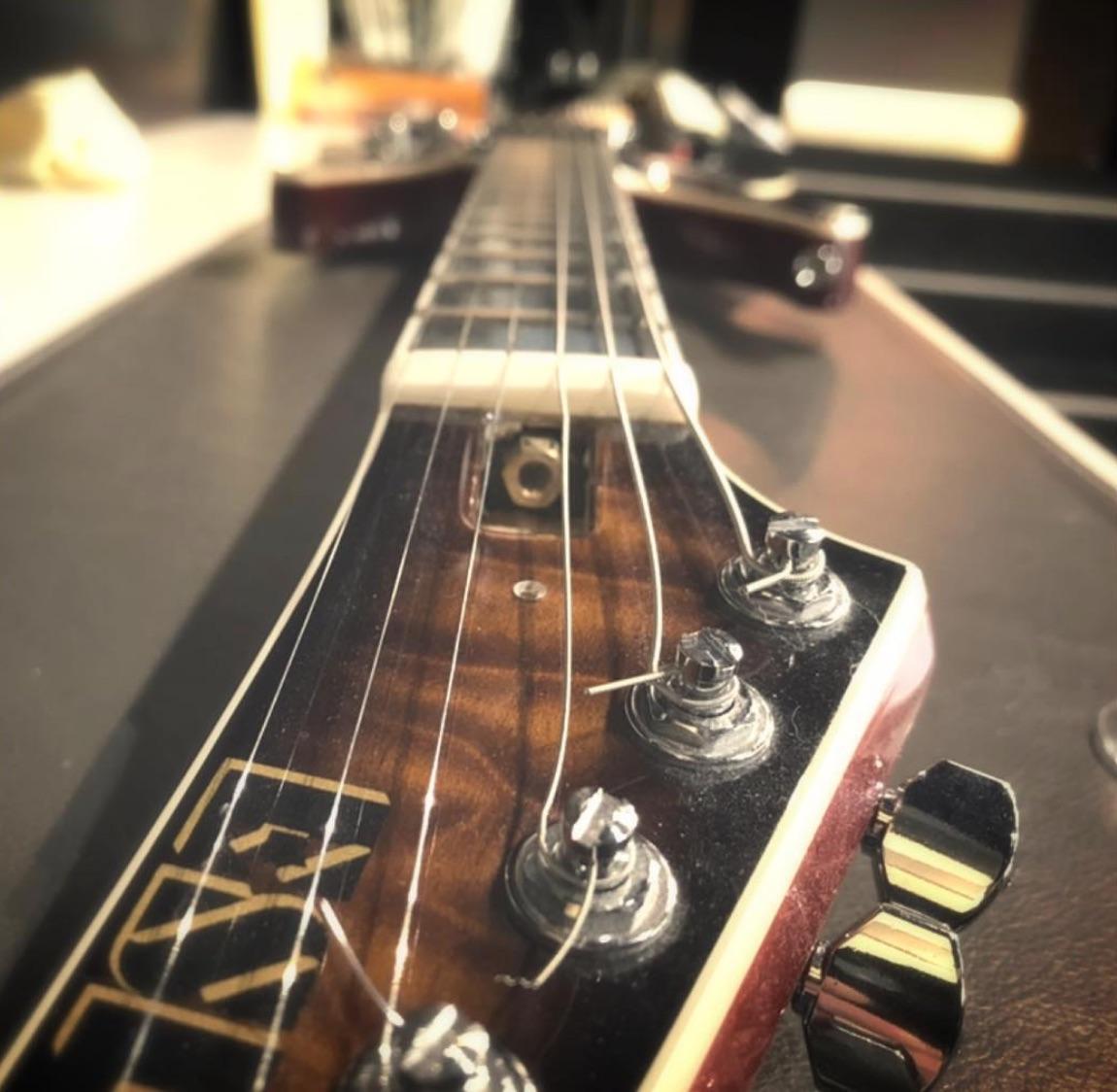 Werkstatt Gitarre 01
